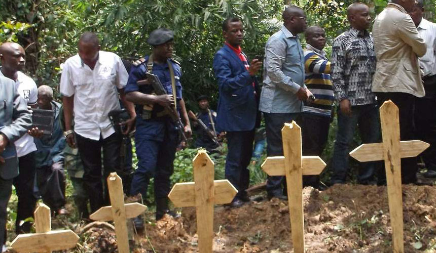 Help Refugees and replaced and violence and massacre in Beni and Youmbi in DRC
