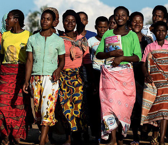 Help Women and Girls against Sexual Violence in RD Congo