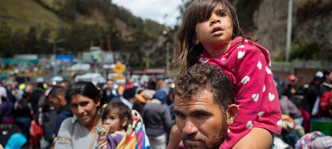 UN's Grandi slams 'toxic language of politics' aimed at refugees, migrants
